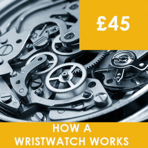 How a Wristwatch works