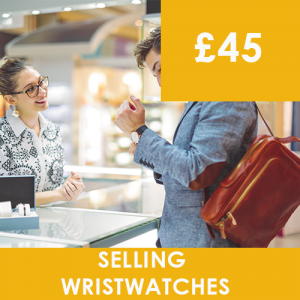 Selling Wristwatches course
