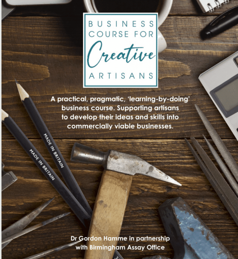 Business Course for Creative Artisans