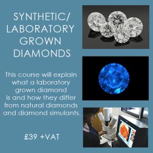 Laboratory Grown Diamonds Course